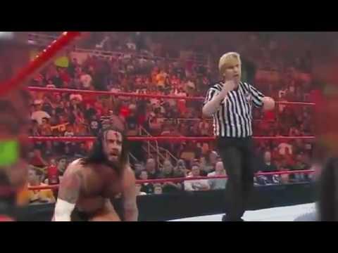 CM Punk vs Rey Mysterio WWE Raw HAIR SHAVING Full Match