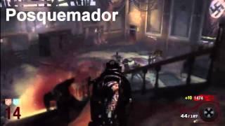 Call Of Duty Black Ops Zombies Todas Las Armas Y