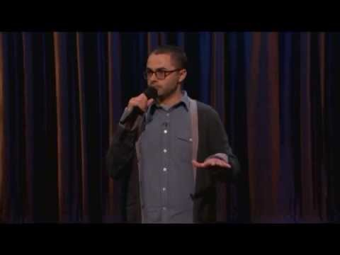 Joe Mande on Conan