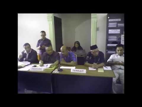 LEO NABABAN : SIDANG DKPP BAG 2