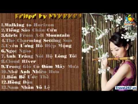 full Hòa Tấu Sáo Trúc Hay Nhất Chọn Lọc - Tiếng Sáo Trung Hoa - Chinese Bamboo Flute