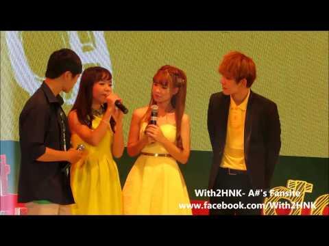[With2HNK] Cornetto Valentine Concert - Kelvin Khánh- Khởi My ( Phần 2)