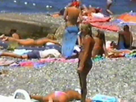 Нудистский пляж Дивноморска  Фото