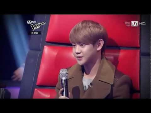 130118 Voice Kids - Yoseop's Team - Be My Baby (Battle Round 1)