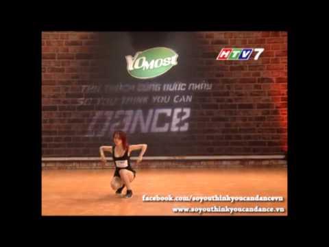 [SYTYCD2] Thử Thách Cùng Bước Nhảy - Tập 2 - Phạm Thị Lịch