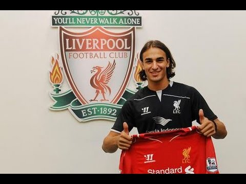 Lazar Markovic Signs Long Term Deal with Liverpool F.C. for €25 million