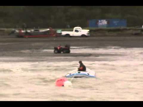 COMMERCIAL SET NET FISHING FOR SOCKEYE SALMON BRISTOL BAY 2012