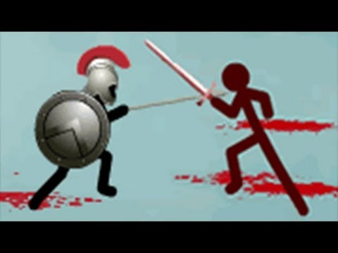 Stick War 2 Gameplay: Eighth battle [HD] Jugger Knights