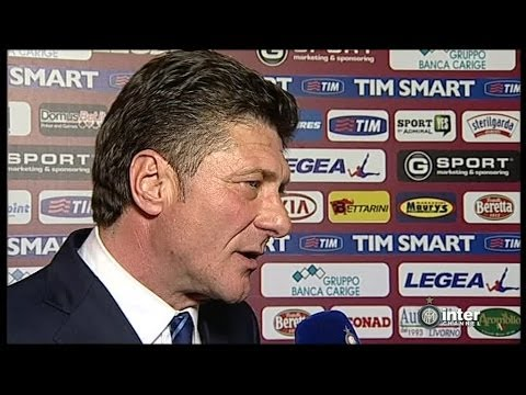 INTERVISTA WALTER MAZZARRI POST LIVORNO-INTER