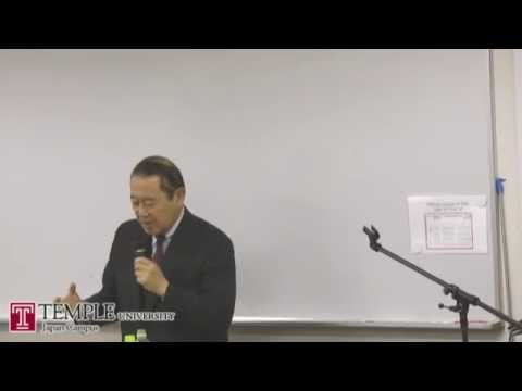 Public Lecture Video (3.10.2014) Ambassador Ichiro Fujisaki: Japan US Relations : Now and Future