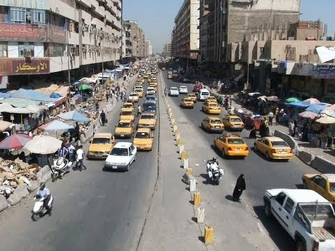 Baghdad Tense As Residents Eye Insurgency