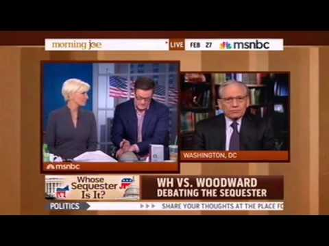 Bob Woodward Tears Into Obama: 'Madness That I Haven't Seen In A Long Time'