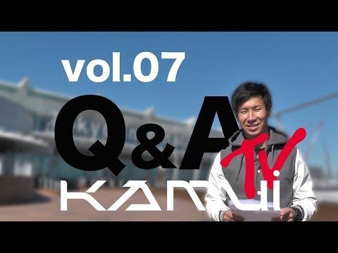 KAMUI KOBAYASHI Q&A第1弾。前回までに頂いたご質問にお答えしてます / Kamui's Q&A