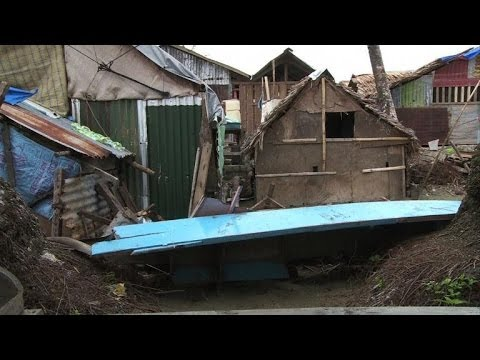 Six months after Typhoon Haiyan, Filipinos slowly rebuild