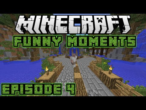 Funny Moments Montage Ep. 4 (DERPY, Emerald Block Dude, Glitchy Kill