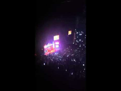 The Weeknd - Wicked Games (live) @ 02 Arena London November 26th 2013