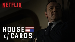 House Of Cards Season 2 Official Trailer Netflix [HD