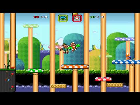 Lets Battle Super Mario Bros X #002 Ic0n führt mit 2-1! :D