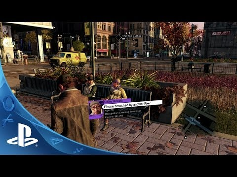 Watch Dogs: 8 minute Multiplayer Walkthrough