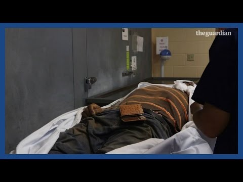 I sent the bodies home to Central America | Beyond the Border part two