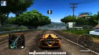 Test Drive Unlimited 2 Gameplay With Gumpert Apollo