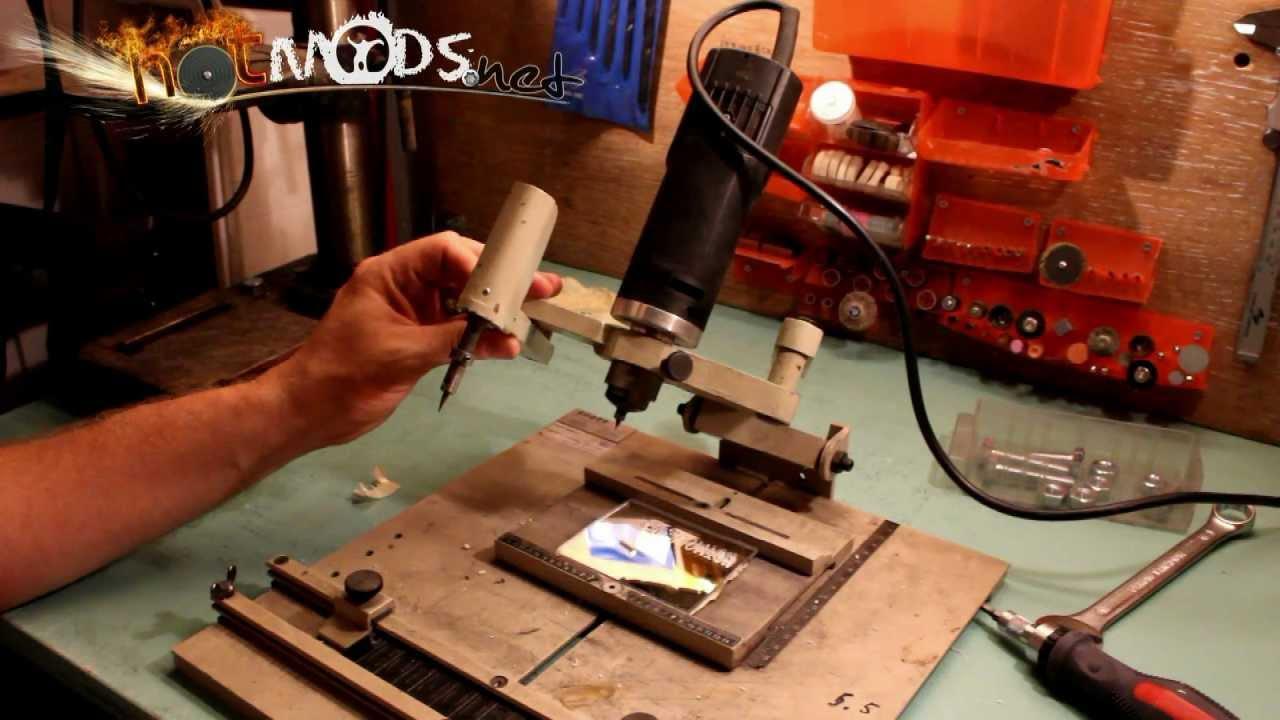 Hotmods Net Casemodding Tools The Pantograph Youtube