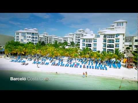 Hotel Barceló Costa Cancún