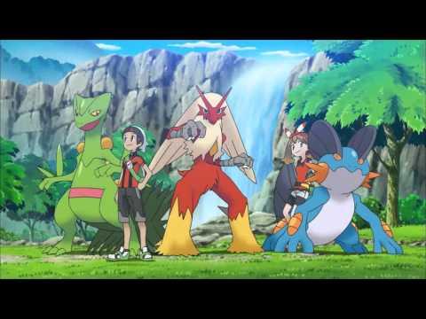 giới thiệu về Pokémon Omega Ruby và Pokémon Alpha Sapphire