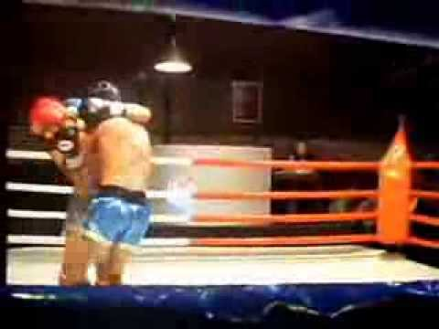 Sparring in the clinch WKF World Cup 2013 Lutsak Andriy PITBULL-SAMBIR