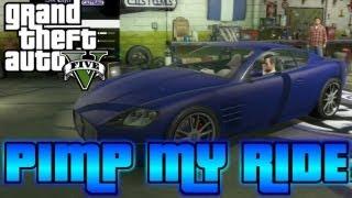 GTA V Pimp My Ride #5 Ocelot F620 (Maserati