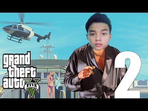 Vũ Liz GTA V Part 2 : Bắn Nhau Chí Chóe !!!