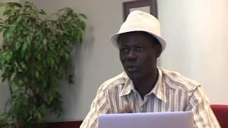 Abdoulaye Gueye / Critique de la raison nègre: Achile Mbembé