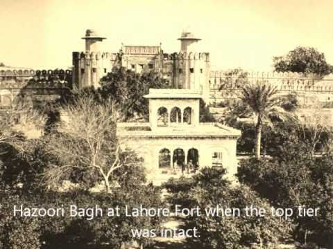 Historical Images of Lahore