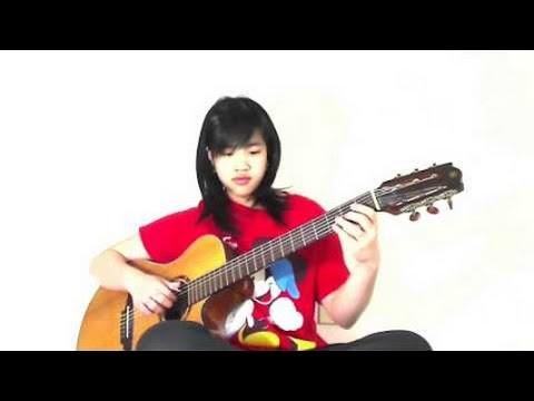 Nắng Ấm Xa Dần (Manvirginia11 - Bé Mẫn) guitar solo