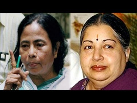 Mamata Banerjee backs J Jayalalithaa for Prime Minister's post