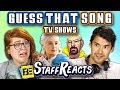 GUESS THAT SONG CHALLENGE TV SHOWS 2 ft FBE STAFF