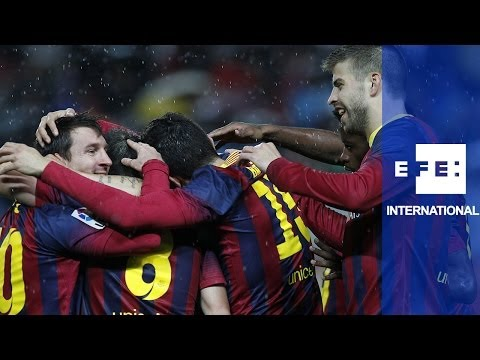 Barça want to rebound in game against Sevilla.