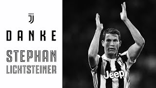 Stephan Lichtsteiner departs Juventus for Arsenal | #DankeStephan
