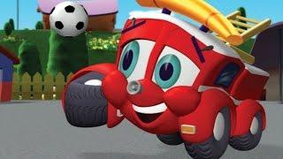 Finley Hasičské autíčko  - Kapitánové narodeniny