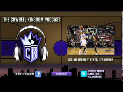 Cowbell Kingdom Podcast Extra: Discussing Isaiah Thomas' departure