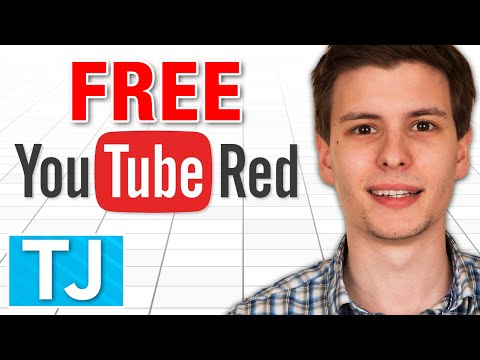 How to Get YouTube Red for Free (Forever)