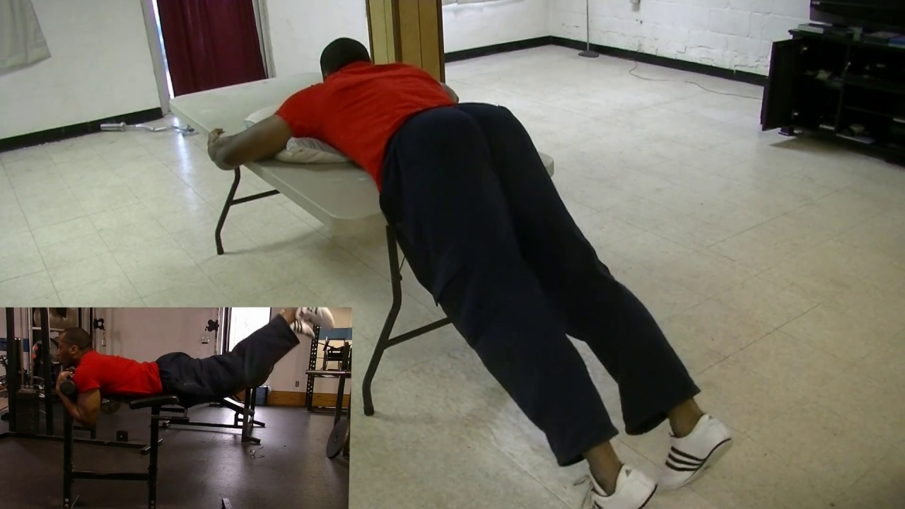 how to make your butt bigger with a table youtube