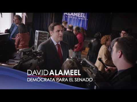"David Alameel For US Senate – "" Time To Put America First Spanish Language"""