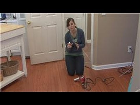 Cleaning tips how to remove glue from a hardwood floor for How to remove carpet adhesive from hardwood floors