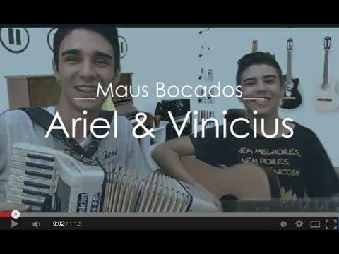 Maus bocados - Cristiano Araujo (Ariel e Vinicius Cover)
