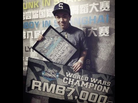 2014 BIS BBOY ISSEI JAPAN (FOUNDNATION) SHANGHAI SHOWCASE