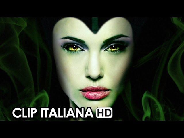 Maleficent Clip Ufficiale Italiana 'Fata Madrina' (2014) - Angelina Jolie Movie HD