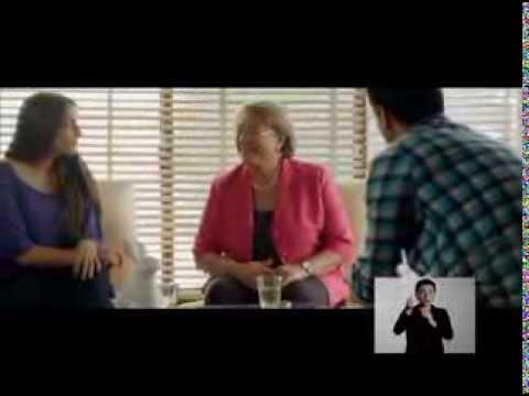 Franja Michelle Bachelet Segunda Vuelta: Capítulo 1