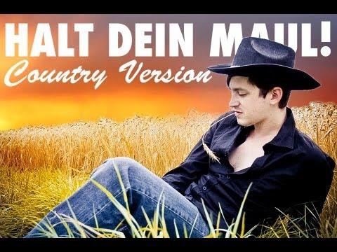 Halt dein MAUL (COUNTRY COVER)