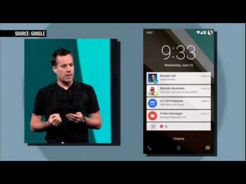 Google I\O 2014 in 3 minuti